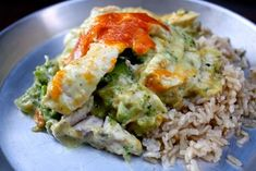 Chicken Divan : My curried chicken recipe! A few other good rotisserie chicken leftover recipes. Recipes Using Rotisserie Chicken, Leftover Rotisserie Chicken, Leftover Chicken Recipes, Leftovers Recipes, Chicken Divan Recipe, Recipe Using Chicken, Chicken Broccoli Casserole, Food Experiments, Food Dishes