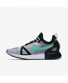 6c10fcaa08e7 Nike Duel Racer White Black Pure Platinum Menta 918228-101 Mens Nike Air