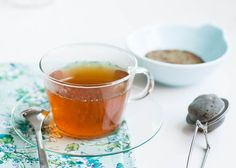 Learn all about the health benefits of tea, and find an herbal tea to soothe any ailment—from colds and allergies to insomnia and cramps. Asthma Remedies, Asthma Symptoms, Allergy Symptoms, Spring Allergies, Seasonal Allergies, Tea Benefits, Health Benefits, Natural Treatments, Natural Remedies