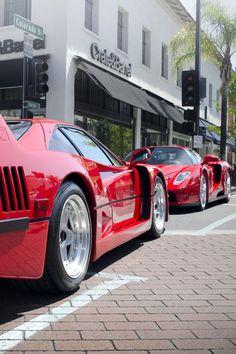 Ferrari F40 & Enzo~ LadyLuxuryDesigns