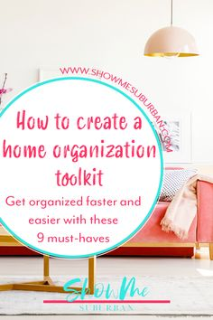 A successful organizing project starts with the right tools for organization. Learn essential organizing tools, plus simple tips and tricks to make the best use of each organizing tool!