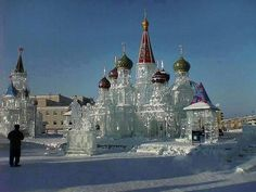 esculturas de hielo 2