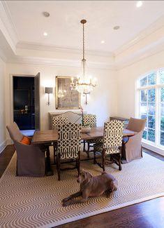 Interior Design Ideas - Home Bunch - An Interior Design Luxury Homes Blog | Benjamin Moore Swiss Coffee OC-45
