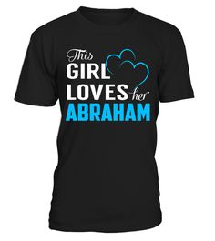 "# This Girl Loves her ABRAHAM .     Special Offer, not available anywhere else!Available in a variety of styles and colorsBuy yours now before it is too late! Secured payment via Visa / Mastercard / Amex / PayPal How to place an order  Choose the model from the drop-down menu Click on ""Buy it now"" Choose the size and the quantity Add your delivery address and bank details And that's it!"
