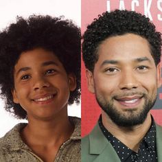 jussiesmollett,empire-Just because its throwbackthursday jussiesmollett hasn't changed a bitSooo cute.empire fox hollywood tarajiphenson p Smollett Family, Empire Season 3, Most Popular Tv Shows, Empire Fox, Jussie Smollett, Smiling Man, Cute Little Boys, Famous Men, Halle Berry