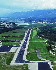 Aeroporto de Fairmont Hot Springs - Columbia Britânica, Canadá