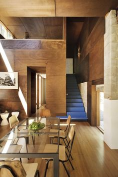 Wolveridge Architects Nak House Remodelista Living Room