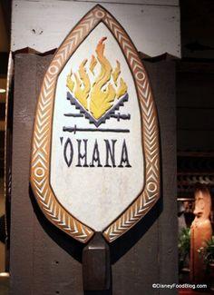 Menu Changes at 'Ohana and Earl of Sandwich in Disney World #DisneyNews