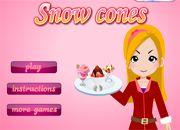 Snow Cones | Hi juegos de cocina - jugar online