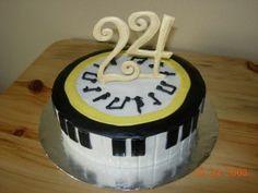 birthday cake 23 year old Yummy Cake Pinterest Birthday cakes
