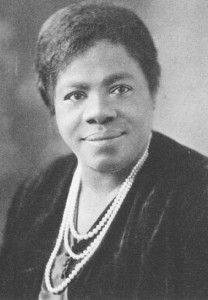"""Invest in the human soul. Who knows, it might be a diamond in the rough.""  ""We live in a world which respects power above all things. Power, intelligently directed, can lead to more freedom."" – Mary McLeod Bethune  (July 10, 1875 – May 18, 1955), African-American educator best known for starting a school for African-American girls in Daytona Beach, Florida that eventually grew to be Bethune-Cookman College."