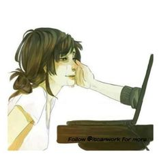 This reminds me of the first time we Skype after he went home after his second visit :'c #bittersweet