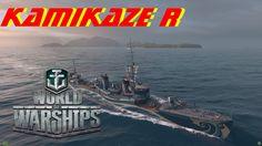 World of Warships :Kamikaze on Strait