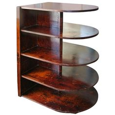 Emporium Wood Shelving Etagere   From a unique collection of antique and modern shelves at https://www.1stdibs.com/furniture/storage-case-pieces/shelves/