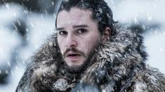 Now that Kit Harington has wrapped his role as Jon Snow on Game of Thrones, the British actor has been unafraid of sharing his candid opinions about how the Bran Stark, Ned Stark, Kit Harington, Emilia Clarke, Jerome Flynn, Liam Cunningham, Isaac Hempstead Wright, Game Of Thrones Saison, Game Of Thrones Fans