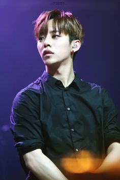 Daehyun // BAP // He has an amazing voice... One of my favorites in all of Kpop.