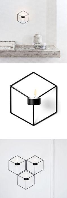 Wall Candleholder ==