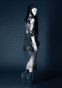 #Dark #fashion #plataformas