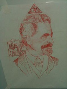 Alfons #Mucha #Painting project #sketch #draw #redpencil #redpencilclub