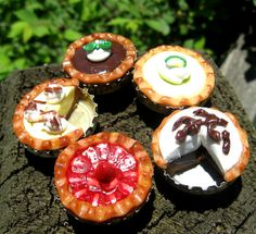 polymer clay bottle cap pies | Recent Photos The Commons Getty Collection Galleries World Map App ...