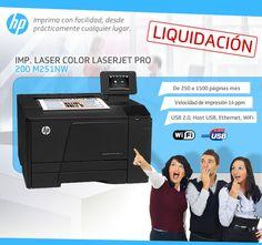 Imprima con facilidad desde prácticamente cualquier lugar @HPEspana #laserjet #impresion