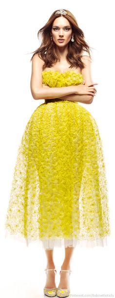 Giambattista Valli Haute Couture | S/S 2013, Harper's Bazaar © Benjamin Kanarek