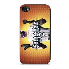 Saints Row 2 iPhone 4, 4s Case