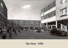 S2-The Stow-04 | by bighg11 House Slide, New Topographics, Council Estate, Sense Of Place, Slums, Vintage Photography, Interior Architecture, Countryside, Mad
