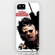 Leatherface: Monster Madness Series iPhone Case by SRB Productions | Society6