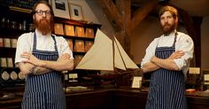 The Mast Brothers. Video by The Scout.