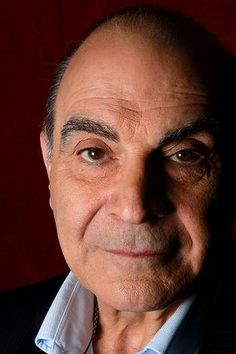 Strangely at home: David Suchet in Sydney for the Australian tour of The Last Confession. Agatha Christie's Marple, Agatha Christie's Poirot, Hercule Poirot, Tv Actors, Actors & Actresses, Stephen Campbell Moore, A Perfect Murder, Harry And The Hendersons, Martin Clunes