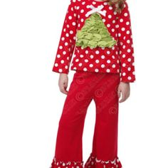 One Posh Kid Tree Holiday Solid Legs from Freckles Children's Boutique for $79.00