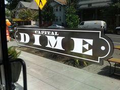 Capital Dime Restaurant