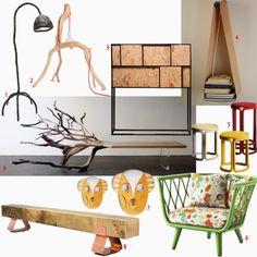 shoppingvisadron: wild things, savage deco design
