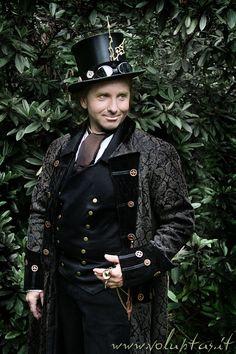Steampunk Gentleman - Imagen & Foto de Annabel Lee de WGT - Fotografia…