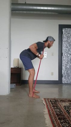 7 Full Body Resistance Band Exercises You Can Do at the Office - BarBend Resistance Band Training, Resistance Band Exercises, Body Exercises, Fit Board Workouts, Easy Workouts, Muscle Fitness, Fitness Tips, Elastic Band Exercise, Exercise Tubing