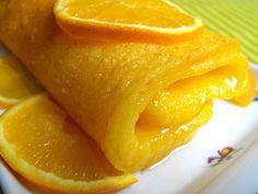 Torta de laranja Portuguese Recipes, Sugar Rush, Orange, Custard, Grapefruit, Carrots, Deserts, Food And Drink, Baking