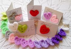 Crochet Heart Pattern  instant digital by RainbowHappiness on Etsy
