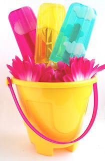 New Pics - Technicolor Soapsicles!   Soapylove Daily Ditties