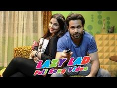 """Here's the super fun and super quirky video of """"Lazy Lad' from Ghanchakkar. A tribute from Vidya Balan to all the lazy lads out there!"""