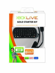 Xbox LIVE 12 Month Gold Starter Kit « Holiday Adds