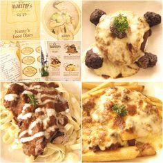 Some food from Nanny' Pavilion Jakarta!