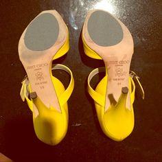 More pic Additional pic Jimmy Choo yellow Jimmy Choo Shoes Heels