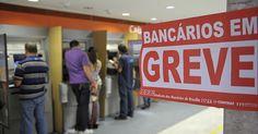 Canadauence TV: Bancários iniciam greve nesta terça-feira 06/09