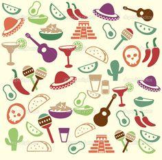 mexican illustration - Buscar con Google