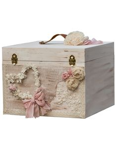 Baptism – Page 24 Shabby Vintage, Shabby Chic, Baptism Outfit, Shoe Collection, Christening, Decorative Boxes, Handmade, Design, Home Decor