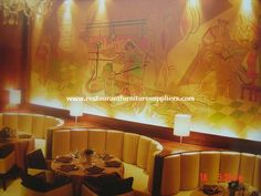 K09107-round-restaurant-booths.jpg 600×450 pixels