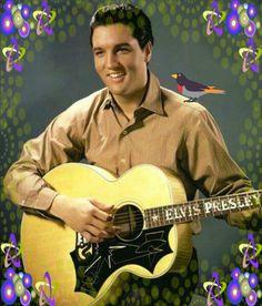 elvis Presley bewerkt