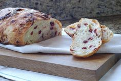 Simply So Good: Cranberry Orange Almond Artisan Bread and a post to gather your favorite Artisan Bread creations.  Try this bread!  You really can make it.
