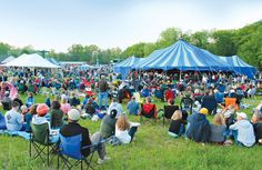 Big Top Chautauqua: Best Place for Local Live Music, Wisconsin - Best of the Lake 2015